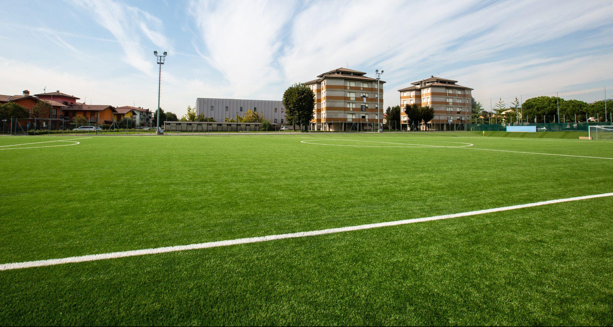 immagine gommamica applicazione campo da calcio